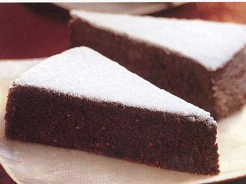 Special Halloween Chocolate Cake