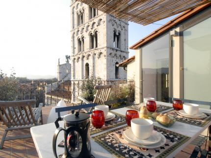 Chic Hotels in Lucca