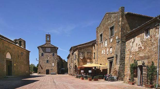 Sovana in Tuscany