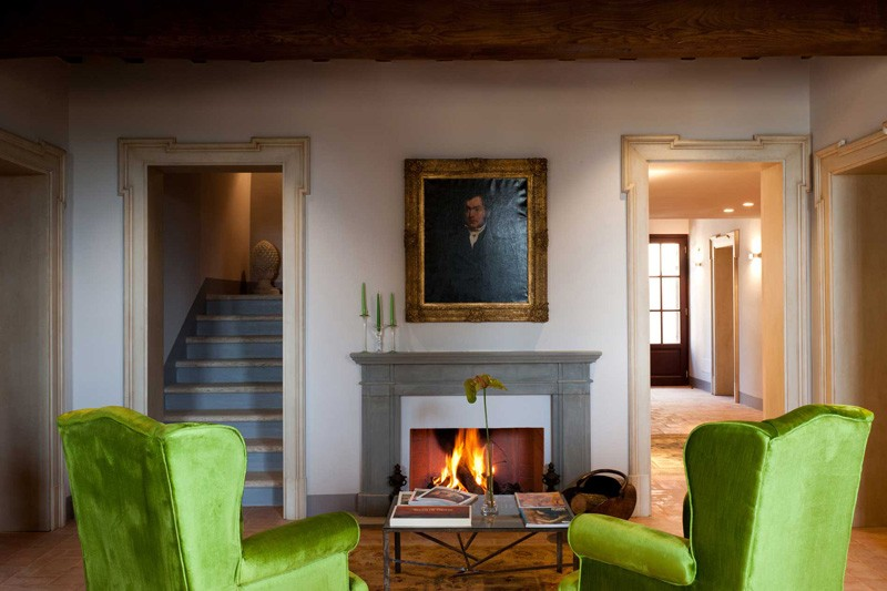 Villa Armena Enchanting Boutique Hotel Near Siena