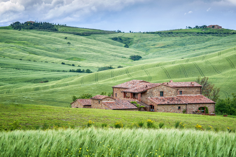 The Best Place to Stay as a Base in Tuscany: Chianti, Valdorcia, or both?