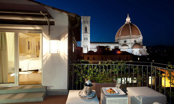 Chic hotel brunelleschi in florence