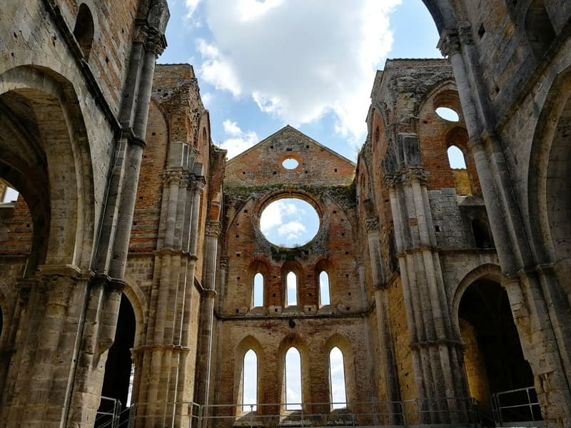 The Mystery of the Sword in the Stone at San Galgano Abbey