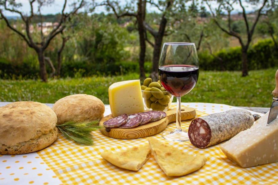 Authentic Tuscan Bread Recipe