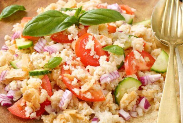 recipes using tuscan bread