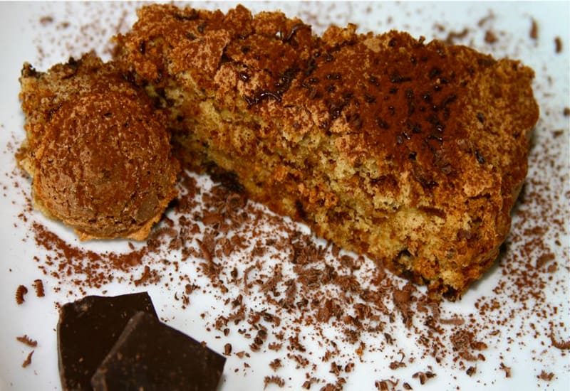 cake with amaretti cookies delicious recipe