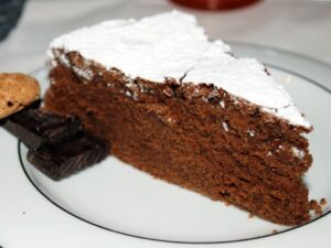 chocolate cake with amaretti recipe