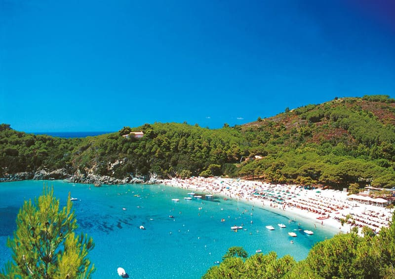 The Most Beautiful Beaches of Tuscany, from north to south!