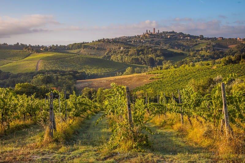 San Gimignano as a Base to explore Tuscany in Italy